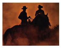 Knight Riders Fine-Art Print