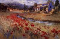Villa d'Umbria Fine-Art Print