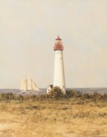 View from the Lighthouse I Fine-Art Print