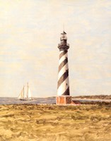 View from the Lighthouse II Fine-Art Print