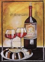 Wine Notes II Fine-Art Print