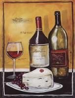 Wine Notes III Fine-Art Print