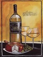 Wine Notes IV Fine-Art Print