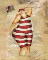 Baigneur de Soleil II Fine-Art Print