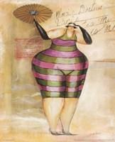 Baigneur de Soleil III Fine-Art Print