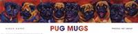 Pug Mugs Fine-Art Print