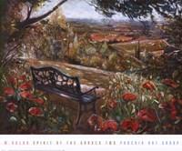 Spirit of the Garden Two Fine-Art Print