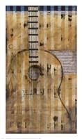 Stringed Quartet I Fine-Art Print