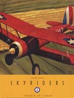 Sky Riders 2 Fine-Art Print