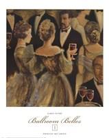 Ballroom Belles I Fine-Art Print
