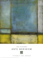 Ante Meridiem II Fine-Art Print