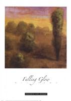 Falling Glow Fine-Art Print