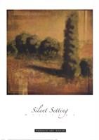 Silent Setting Fine-Art Print