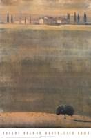 Montalcino Dawn Fine-Art Print