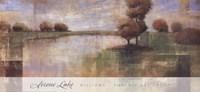 Serene Lake Fine-Art Print