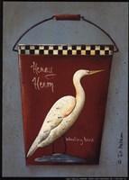 Henry Heron Bucket Fine-Art Print