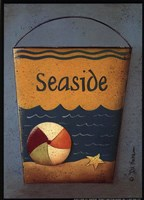 Seaside Bucket Fine-Art Print