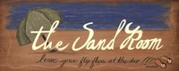 The Sand Room Fine-Art Print