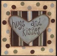 Hugs & Kisses Fine-Art Print