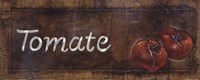Tomate Fine-Art Print