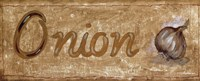 Onion Fine-Art Print