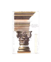 Temple De Bacchus A Rome Fine-Art Print