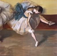 Danseuse Au Repos Fine-Art Print