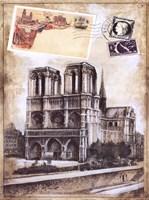 My Paris Souvenir II Fine-Art Print