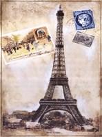 My Paris Souvenir III Fine-Art Print