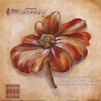 Blossoms III Fine-Art Print