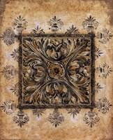 Bronze Elements II Fine-Art Print