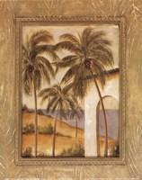 Caribbean Breeze I Fine-Art Print