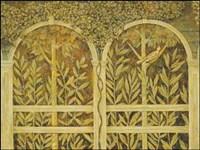 Garden Arches Fine-Art Print