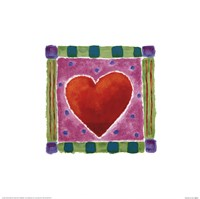 Heart Collection III Fine-Art Print
