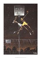Omega Fly Dunk Fine-Art Print