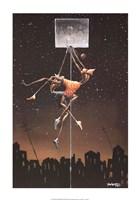 Alpha Fly Slam Fine-Art Print