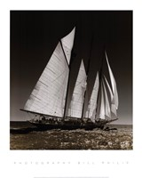 Sailing at Cowes II Fine-Art Print