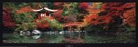 Daigo Shrine, Kyoto, Japan Fine-Art Print