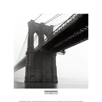 Brooklyn Bridge Fog Fine-Art Print