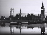 Big Ben and the Houses of Parliament Fine-Art Print