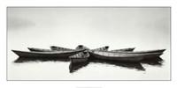 Zen Boats Fine-Art Print
