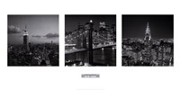 Views of New York I Fine-Art Print