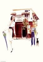 Restaurant Lechaude Fine-Art Print