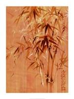 Bamboo Leaves II Fine-Art Print