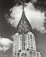 Top of Chrysler Building Fine-Art Print