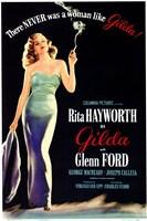 There Was Never a Woman Like Gilda Fine-Art Print