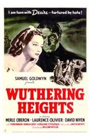 Wuthering Heights - Samuel Goldwyn Fine-Art Print