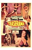 Teaserama, c.1955 Wall Poster