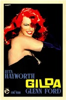 Gilda Red Hair Fine-Art Print