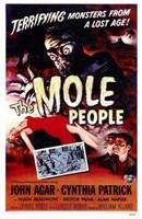 The Mole People Fine-Art Print